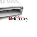 Renfrew Mercury logo