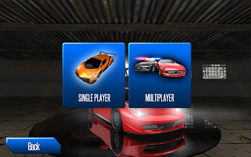 Racers Vs Cops : Multiplayer - náhled