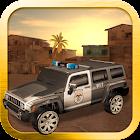 Cops vs. Mafia 4x4 3D icon