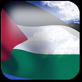 3D Palestine Flag LWP +