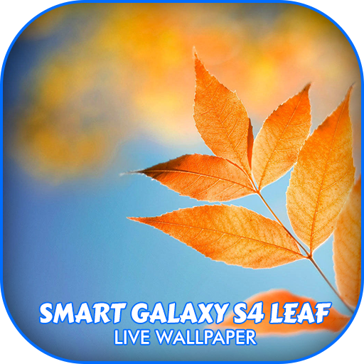 Smart Galaxy S4 Leaf LWP LOGO-APP點子