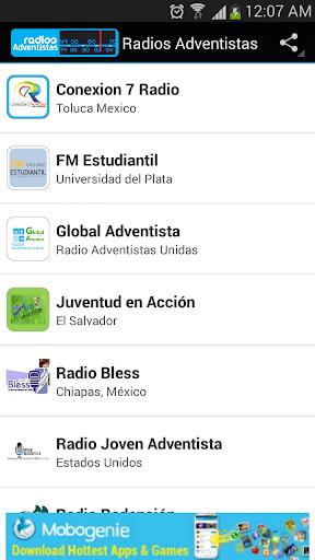Radios Adventistas en Español