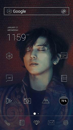 Jungyonghwa_Night ドドルランチャーテーマ