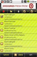 Screenshot of Sms Ringtones