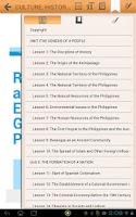 Screenshot of MCHS eBook Reader