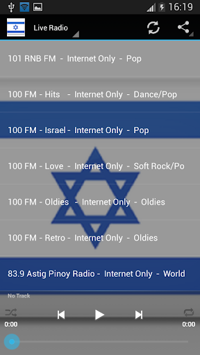 Hebrew And Jewish Radio