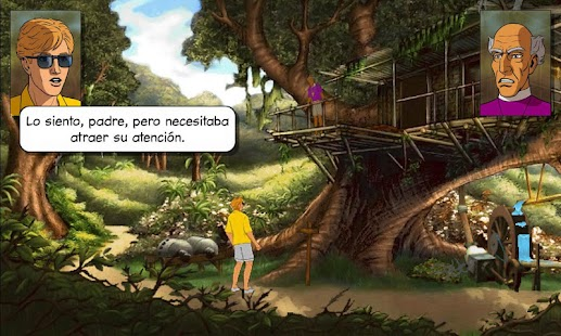 Broken Sword 2: Español- screenshot thumbnail