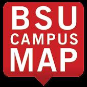 Ball State University Map