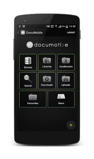Documotive Mobile App