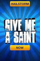 Screenshot of Give me a Saint