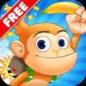 Monkey Math Free - Kids Games icon