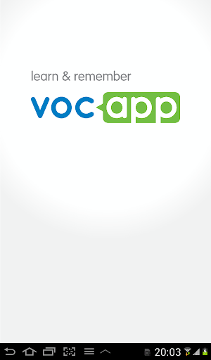 【免費教育App】VocApp Flashcards-APP點子