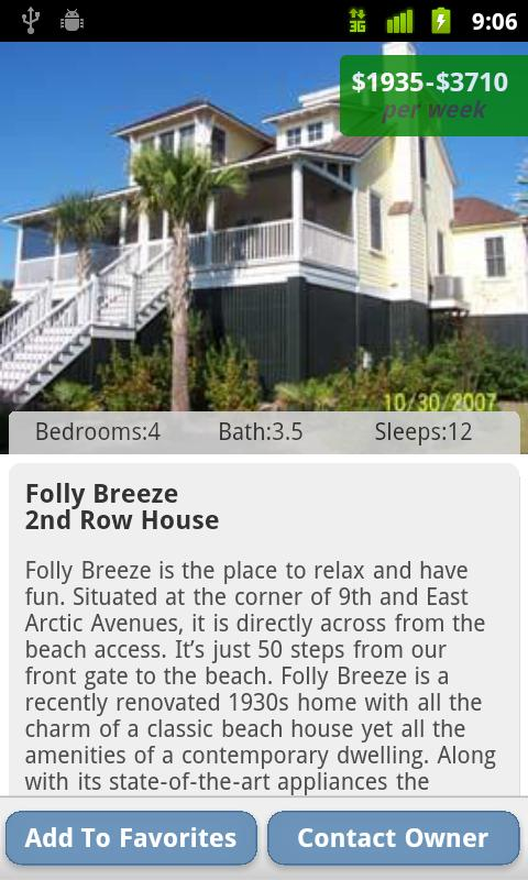 Folly Beach - screenshot