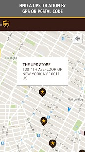 UPS Mobile- screenshot thumbnail