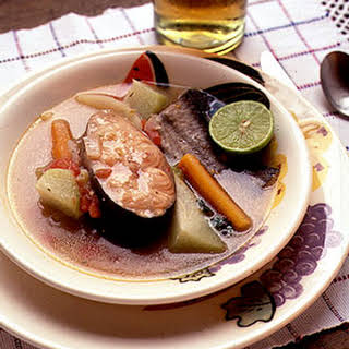 Mexican Fish Soup.