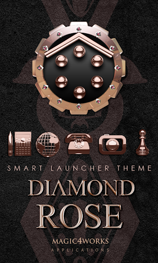 Smart Launcher Theme Diamond R