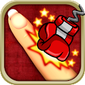 Finger Slayer Boxer logo