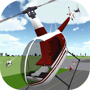 Helicopter Race for PC and MAC
