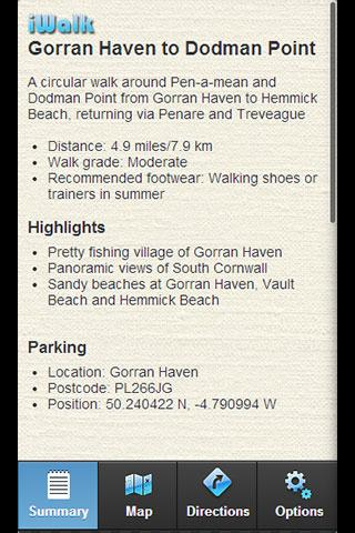 iWalk Gorran Haven > Dodman Pt
