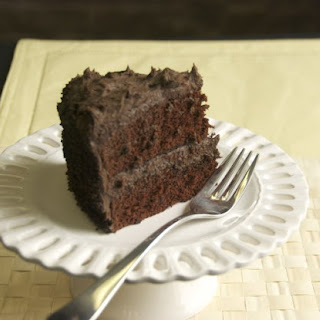 Capitol Grade Dark Chocolate Cake.