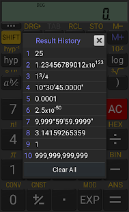 RealCalc Plus - screenshot thumbnail
