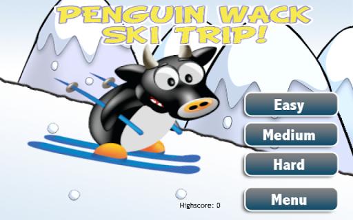 PenguiN WacK Ski Trip