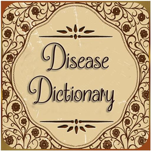 Disease Dictionary LOGO-APP點子