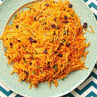 Moroccan Carrot Salad.