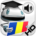 Romanian Verbs HD LearnBots icon