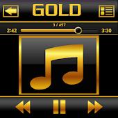 SKIN PLAYERPRO GOLD BLACK