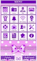 Screenshot of Purple polka dot for [+]HOME