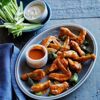 Fried Wings No Flour Recipes.