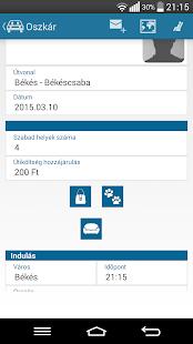 Oszkár Telekocsi - screenshot thumbnail