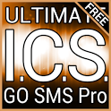 Orange ICS GO SMS Theme icon