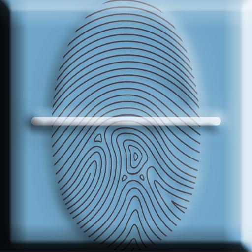 Thumb Scan LOGO-APP點子