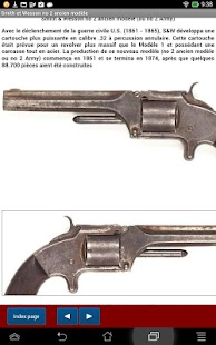 Revolvers Smith Wesson 1 et 2- screenshot thumbnail