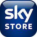 Sky Store: Buy or Rent Movies icon