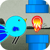 Crazy Bird Run - Racing Birdie