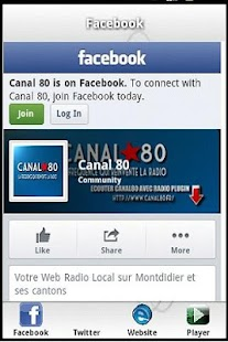 Canal Jazz Radio - screenshot thumbnail