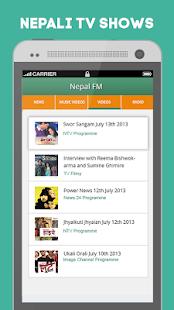 Nepal.FM - screenshot thumbnail