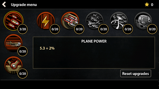 Plane Wars (Unlimited Upgrades)