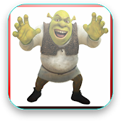 Find Shrek:Sliding Puzzle Game