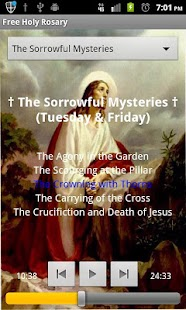 Scriptural Rosary- screenshot thumbnail