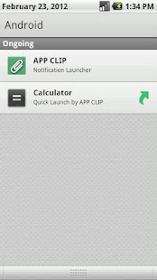 APP CLIP - Smart Launcher- screenshot thumbnail