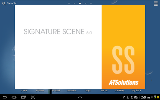 Signature Scene v6 for Android