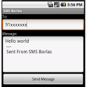 SMS Free Borlas - Portugal icon