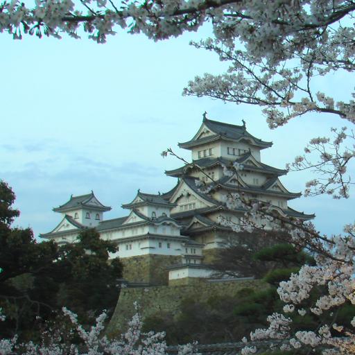 Japan:Himeji Castle(JP093)