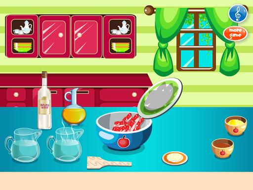 牛肉烹飪遊戲