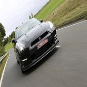 Nissan GTR Live Wallpaper