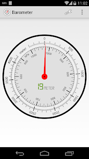 Barometer - screenshot thumbnail